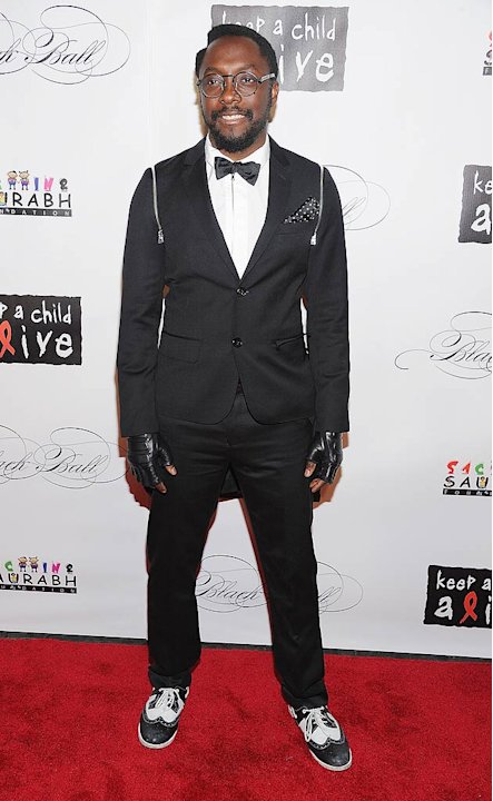 Will I Am KeepA Child Alive Ball