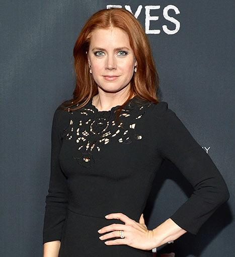 "Amy Adams ""Really Confused,"" ""Frustrated"" by Today Show Cancellation"