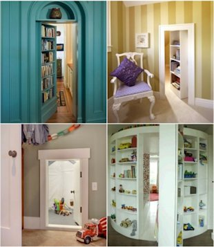 7 secret passages you'll want to reveal