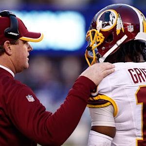 Can RG3 and Jay Gruden coexist in Washington?