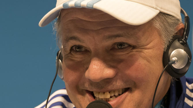 Sabella: 'Perfect game' required against Germany