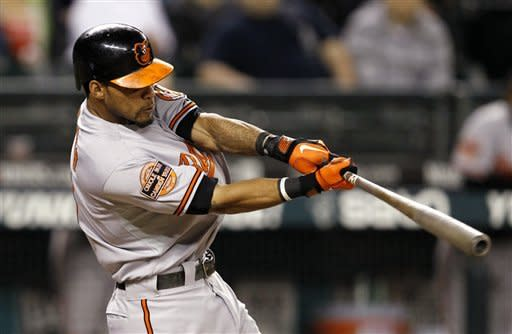 Orioles slip past Mariners 5-4