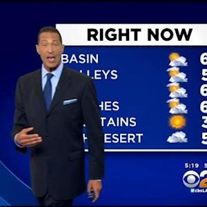 Kaj Goldberg's Weather Forecast (Feb. 28)