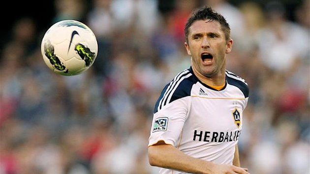 LA Galaxy&#39;s Robbie Keane (Reuters)