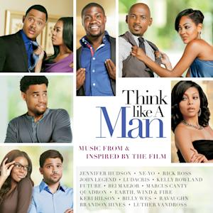 """In this CD cover image released by Epic Records, the soundtrack, for """"Think Like a Man,"""" is shown. (AP Photo/Epic Records)"""