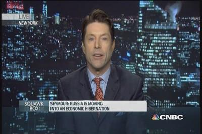 Russian markets see 'challenging times'