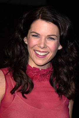 Premiere: Lauren Graham at the Bruin Theater premiere of Warner Brothers' Sweet November - 2/12/2001 
