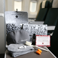 Cathay Pacific Luncurkan Amenity Kit Baru