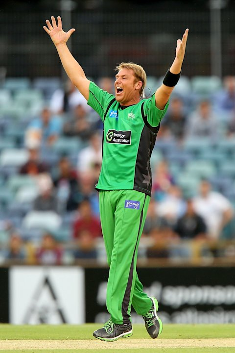 Big Bash League - Scorchers v Stars