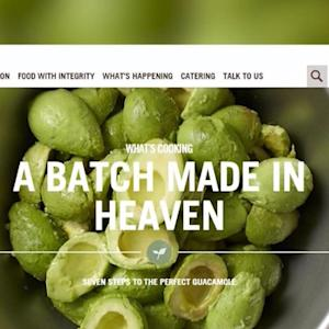 Chipotle releases its guacamole recipe