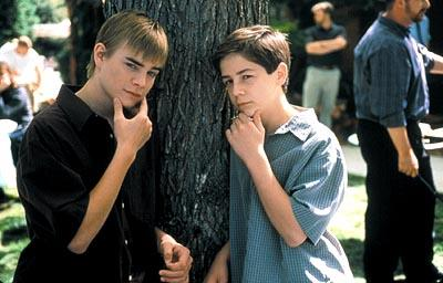 David Gallagher and Michael Angarano in IDP's Little Secrets
