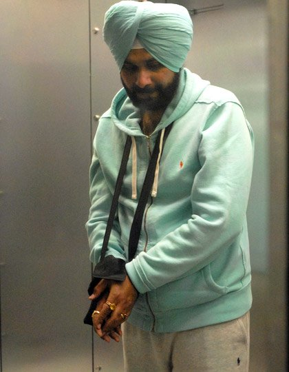 Bigg Boss 6: Sidhu in 'Panic Room'