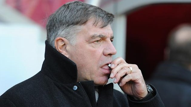 West Ham boss Sam Allardyce (PA Sport)