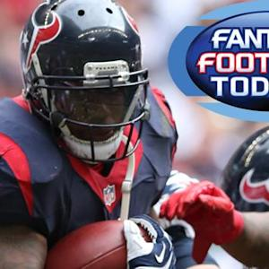 Fantasy Football Today: Game recaps III (12/1)