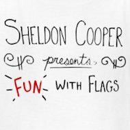 "Sheldon Cooper Presents ""Fun With Flags"": A YouTube Series of Podcasts image awve3fycqaew ye"