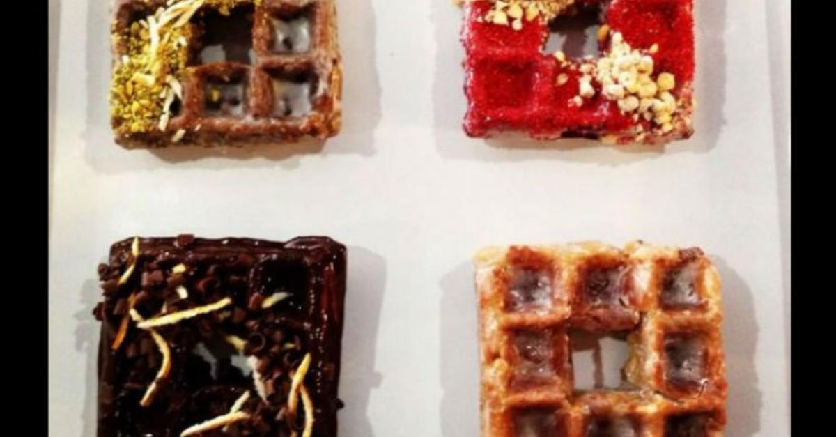 16 Locations Serving Up The Most Insane Waffles