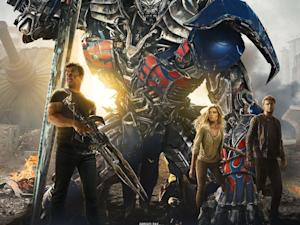 """""""Transformers 4"""" was the only film to gross over $1 billion at the global box office in 2014."""