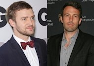 Mauvais plan : Ben Affleck et Justin Timberlake se mettent aux jeux d&#39;argent en ligne