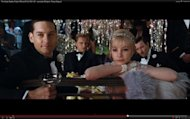 Carey Mulligan, aka Daisy Buchanan, dazzling in Tiffany & Co. creations in 'The Great Gatsby' trailer