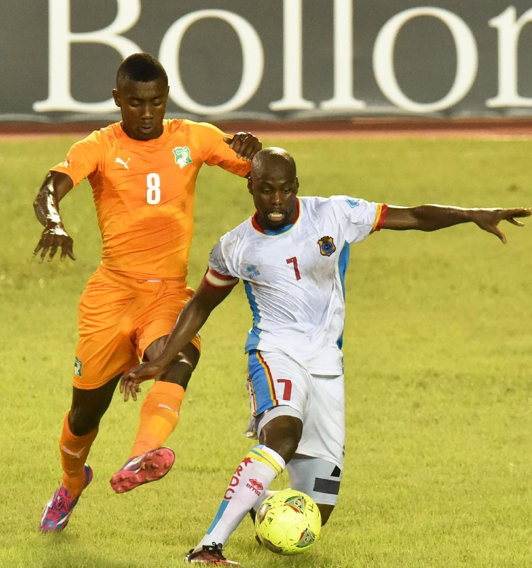 DR Congo skipper Mulumbu out of Nations Cup quarter-final