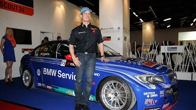 Fredy Barth will compete in the 2013 FIA World Touring Car Championship at the wheel of a Wiechers-Sport BMW 320 TC car