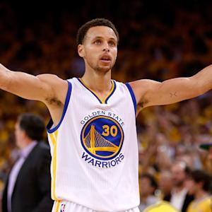 Golden State Warriors advance to the NBA Finals