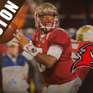 Tampa Bay Buccaneers' Jameis Winston NFL Draft Highlight Reel