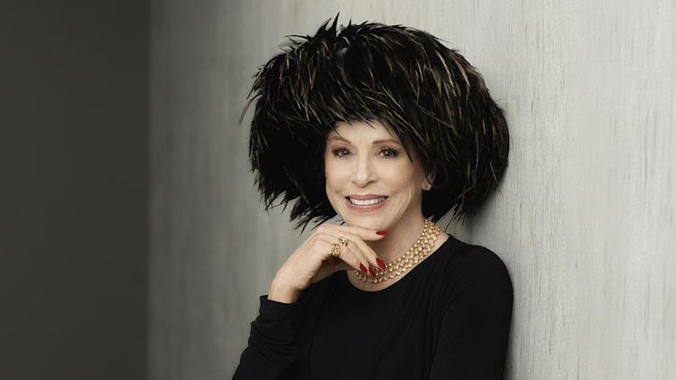 "Louise Sorel stars as Vivian Alamain on ""Days of Our Lives."""