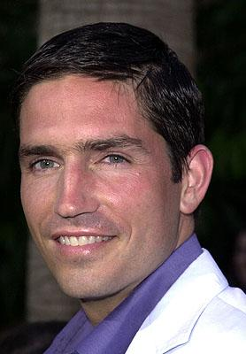 James Caviezel at the Hollywood premiere of Warner Brothers' Angel Eyes