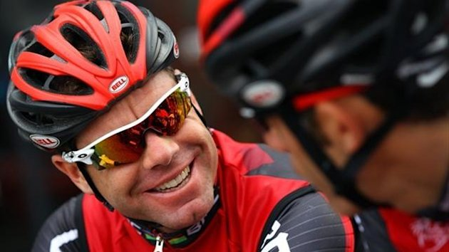Cadel Evans (AFP)