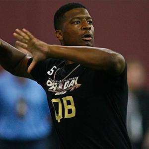 Corey Chavous on Jameis Winston's crab legs story and NFL transition