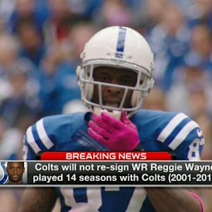 NFL Media's Charley Casserly: It's time for Indianapolis Colts WR Reggie Wayne to retire