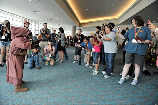 San Diego Prepares For 2012 Comic-Con