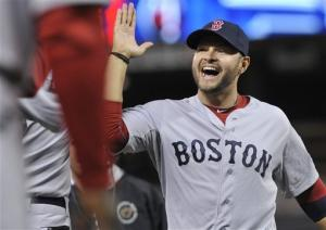 Ross homer lifts Red Sox to 6-5 win over Twins