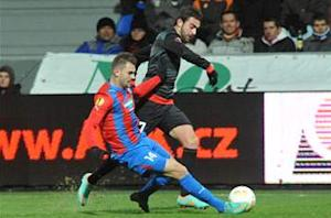 Viktoria Plzen 1-0 Atletico Madrid: Prochazka winner steals top spot for hosts