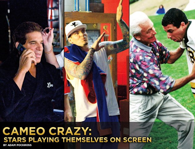 Cameo Crazy Title Card