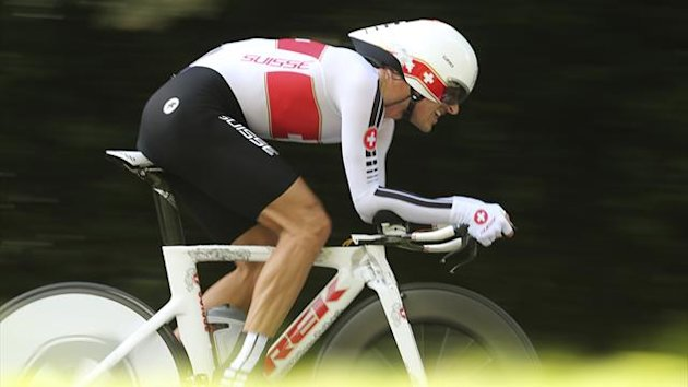 Switzerland's Fabian Cancellara (Reuters)