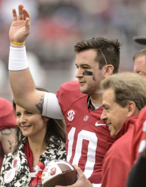Column: Best ever? Alabama closing in on title