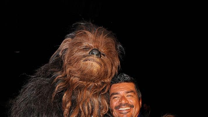 Chewbacca Lopez Hall Of Game Aw