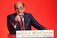 Bersani: Non sto scaricando D&#39;Alema, deputati non li nomino io