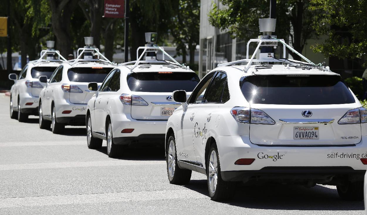 California puzzles over safety of driverless cars