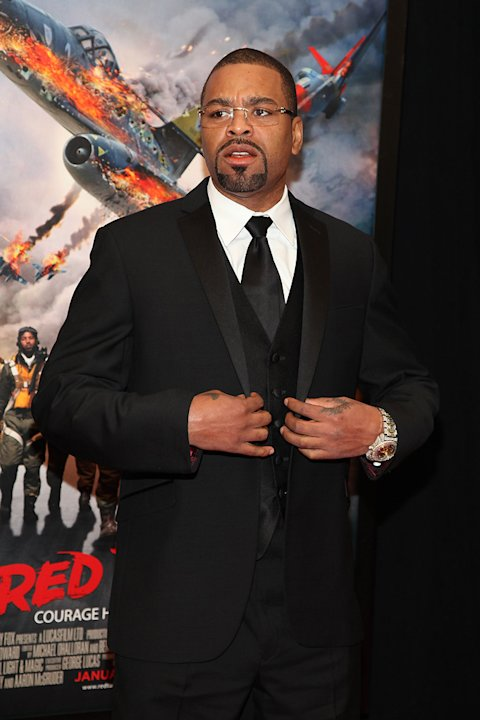 Red Tails 2012 NY Premiere Method Man
