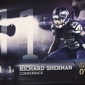 'Top 100 Players of 2015': No. 11 Seattle Seahawks cornerback Richard Sherman