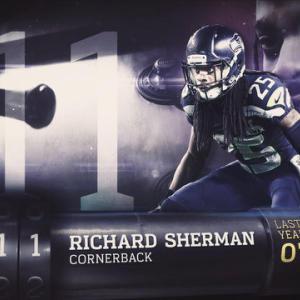 'Top 100 Players of 2015': No. 11 Seattle Seahawks cornerback Richard Sherman