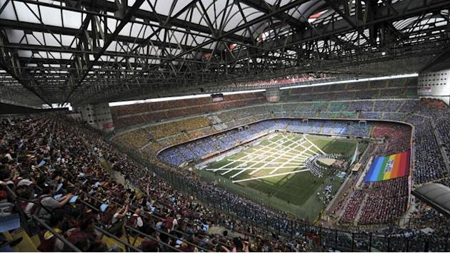 Serie A - Milan set to leave San Siro and build own stadium