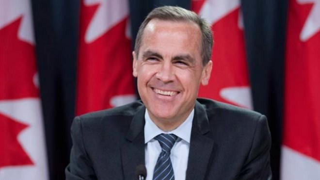 Canadian Mark Carney will cross the pond to become the first foreigner to head the Bank of England.