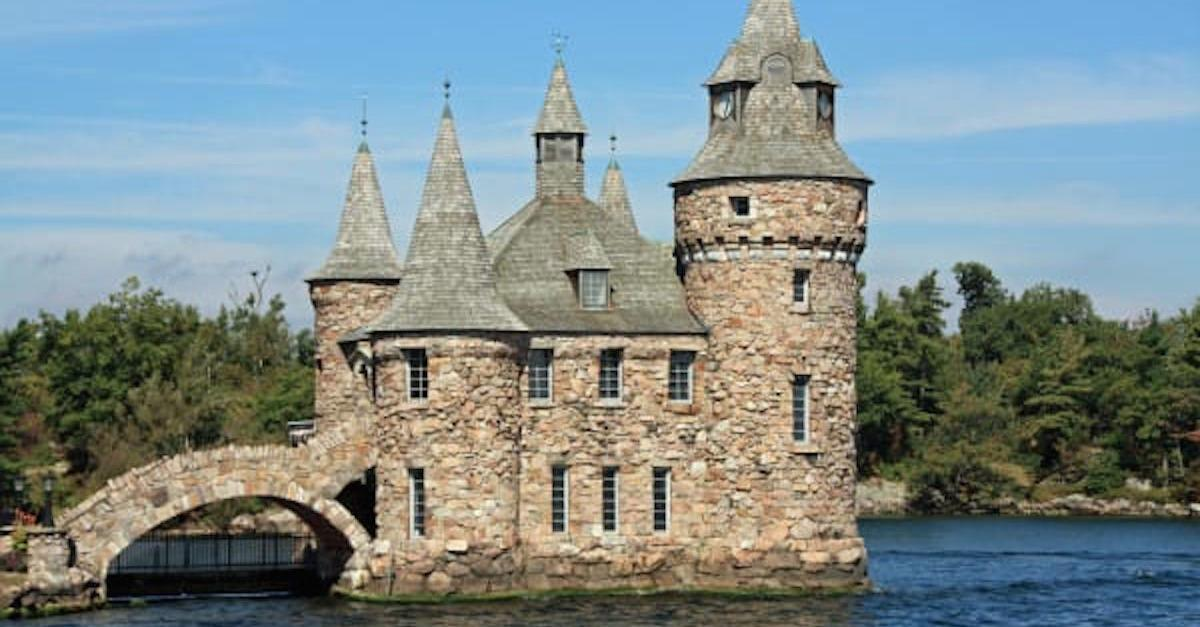 The Most Gorgeous Castles Right Here In The USA