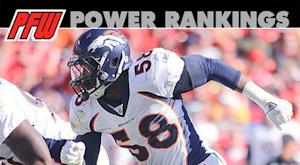 Power rankings: Broncos' 'D' makes them complete