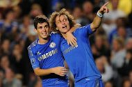 Chelsea defender Luiz: Oscar will be one of the world&#39;s best if he overcomes shyness