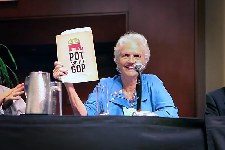 Marijuana Reform's Unlikely Ally Is a Texas Republican Great-Grandma